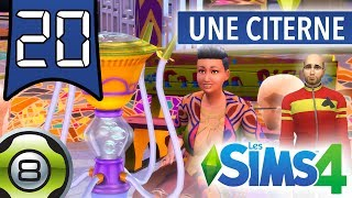 Une vraie citerne 💧 - Ep.20 S3 - Famille 8 - Sims 4 FR