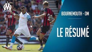 Bournemouth 5-2 OM | Le résumé du match