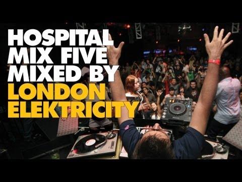 Hospital Mix 5 - Mixed by London Elektricity - 2007