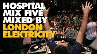 Hospital Mix 5 - Mixed by London Elektricity - 2007