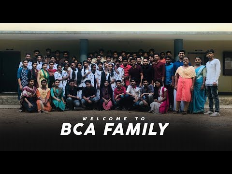Data Association Promo Video   Department of BCA   Don Bosco Arts & Scie...