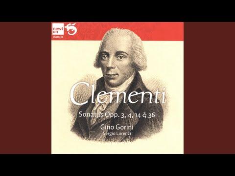 Clementi: Sonata In F Op. 4, No. 6: I. Allegro