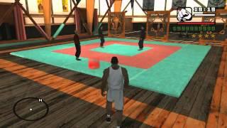 Gta San Andreas All Gym Moves