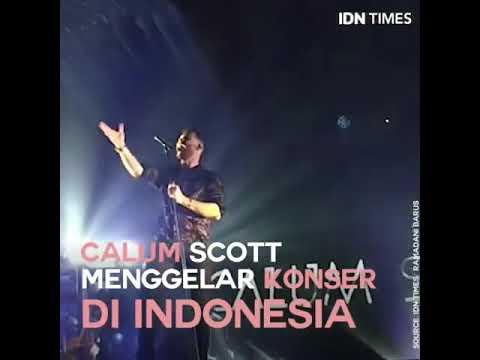 Calum Scott baru saja hadir menyapa penggemarnya di Indonesia dengan konser 'Calum Scott Only Human' Mp3