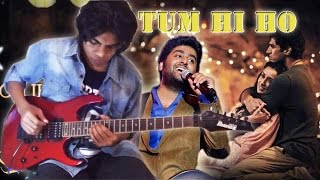 Tum Hi Ho OST Aashiqui 2 - Arijit Singh (Guitar Cover By Mr. Jom)