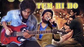 Gambar cover Tum Hi Ho OST Aashiqui 2 - Arijit Singh (Guitar Cover By Mr. Jom)