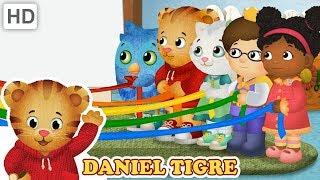 Daniel Tigre em Português 🎨 Vamos Fazer Artesanato Juntos! | Vídeos para Crianças