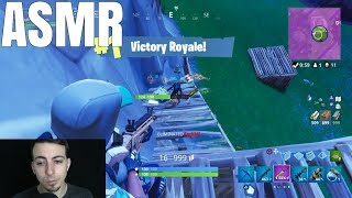 [ASMR] FORTNITE - Victory Royale in Solos (Whispered)