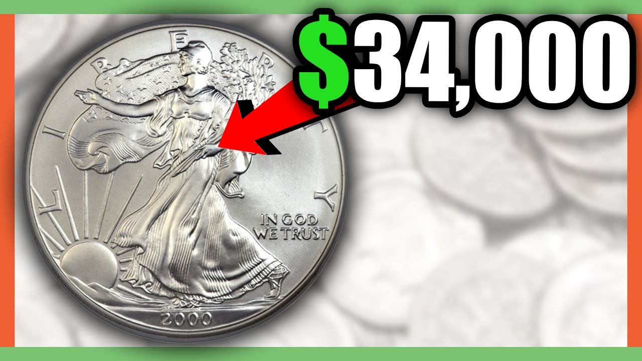 Rare Silver Eagle Coins Worth Money Silver Coins Value