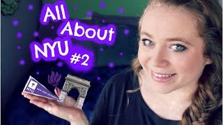 All About NYU #2 | International Financial Aid, Getting Accepted, +  Choosing my Major