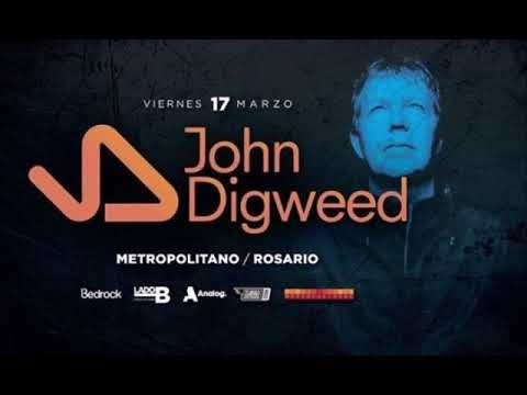 John Digweed - Live @ Metropolitano, Rosario, Argentina - March 2017 - Transitions Cut