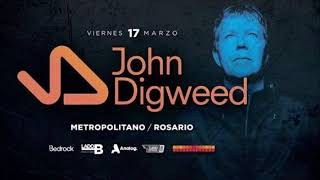 John Digweed Live Metropolitano Rosario Argentina March 2017 Transitions Cut