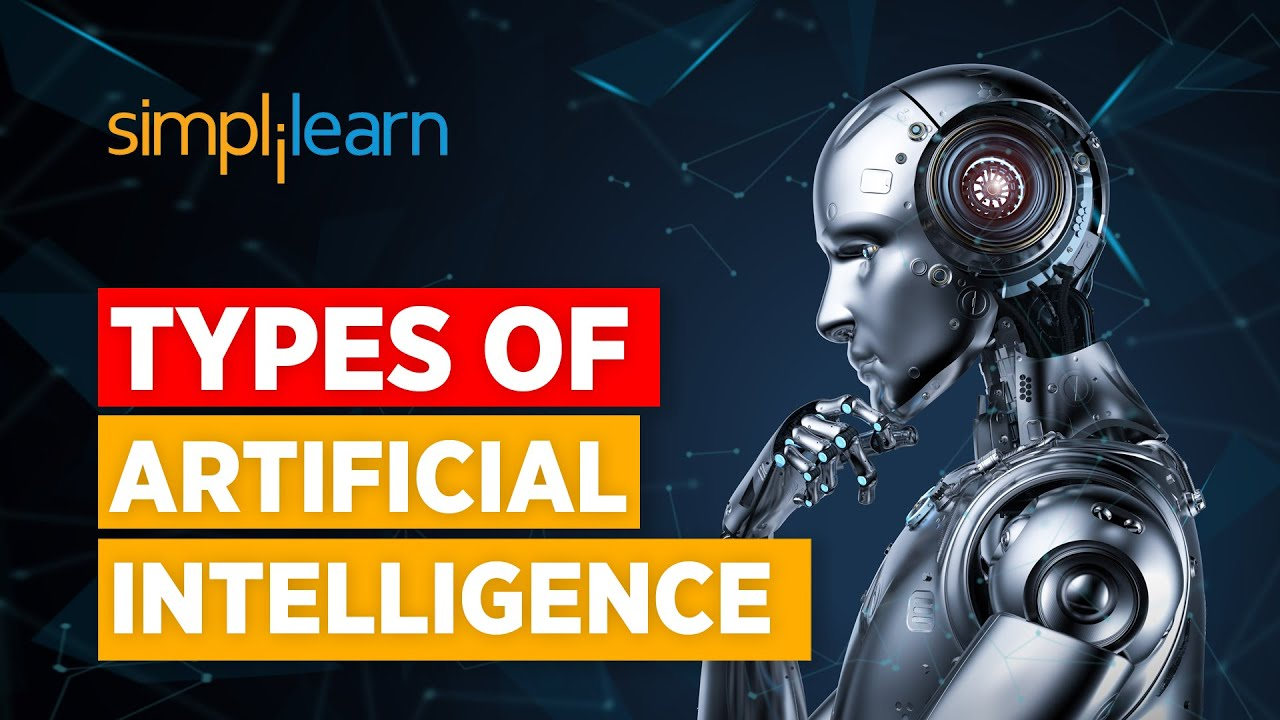 Types Of Artificial Intelligence | Artificial Intelligence Explained