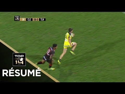 TOP 14 - Résumé Clermont-Toulon: 28-8 - J6 - Saison 2018/2019