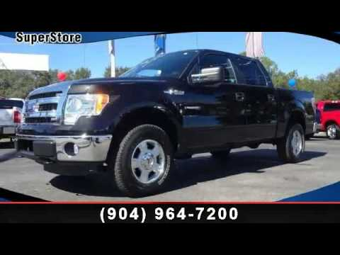 Murray Ford Starke Fl >> 2013 Ford F 150 Murray Ford Superstore 2 Starke Fl 320