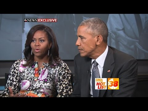 'GMA' Hot List: Tour the African-American History Museum With President Obama, First Lady