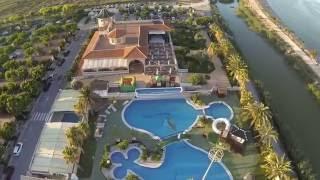 Marjal Guardamar Camping & Resort a vista de pájaro