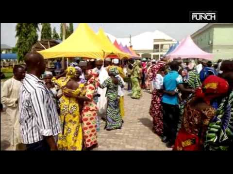 Tears as freed Chibok girls meet parents