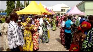 Tears as freed Chibok girls meet parents