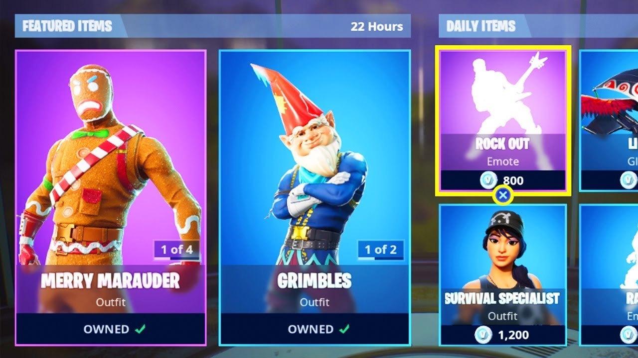 Christmas Skins.New Christmas Skins In Fortnite Fortnite Item Shop Update Fortnite Battle Royale