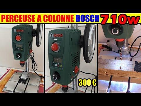 perceuse a colonne bosch pbd 40 bench pillar drill tischbohrmaschine 710w