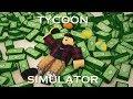 PARA DİLENDİM VE MİLYONER OLDUM / Roblox Tycoon Simulator / Roblox Türkçe
