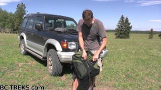 Tom Bihn Brain Bag Backpack [Review]