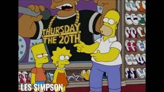 Les Simpson streaming 4