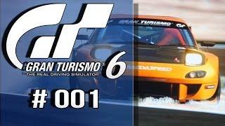 GRAN TURISMO 6 [Deutsch] #001 - Die erste Runde & das erste Auto - GT6 Lets Play [PS3] [HD+]