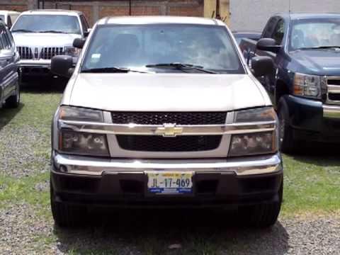 2004 Chevrolet Colorado AutoConnect.com.mx