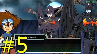 Digimon Adventure PSP Patch V5 Parte #5