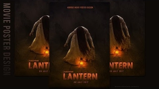 [Photoshop Tutorial]Create a Creepy Horror Movie Poster In Photoshop