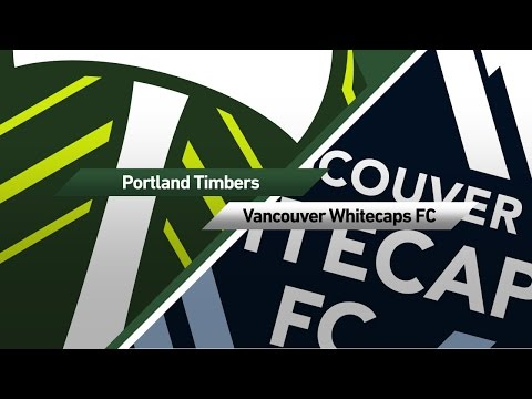Highlights | Portland Timbers vs. Vancouver Whitecaps | April 22, 2017