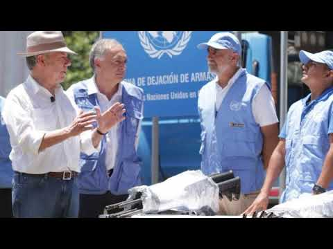 Colombia's Farc concludes weapons disarmament | News Hot Sensational Daily