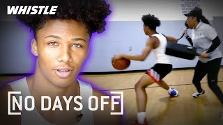 14-Year-Old FUTURE #1 NBA Draft Pick? | Mikey Williams