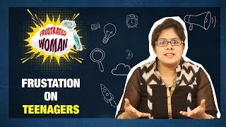 Frustrated Woman Frustration on TEENAGERS | Latest Telugu Comedy Web Series | Sunaina | Khelpedia
