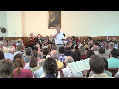 Sacred Harp 277 Antioch HD Stereo