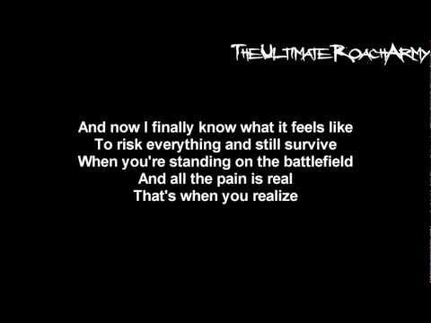 Papa Roach - Leader Of The Broken Hearts { on screen}