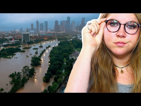 Hurricane Harvey Destroyed My Hometown | Is Climate Change to Blame???