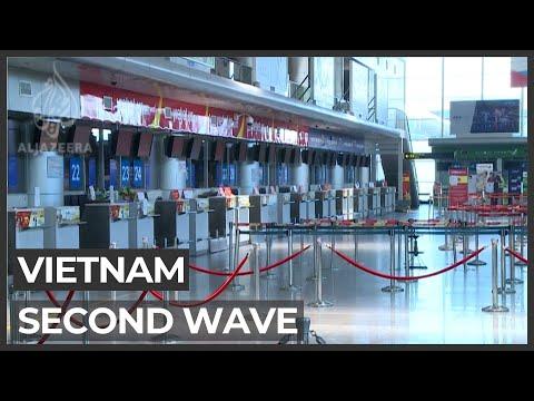 Vietnam battles second