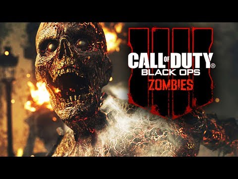CALL OF DUTY : BLACK OPS 4 - ZUMBIS GLADIADORES !