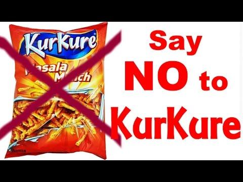 Say No to KurKure ( जानिए कुरकुरे क्यों न खाएं )