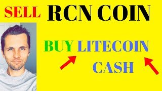 Sell Ripio Credit Network (RCN) Altcoin - Buy LITECOIN CASH (LCC)