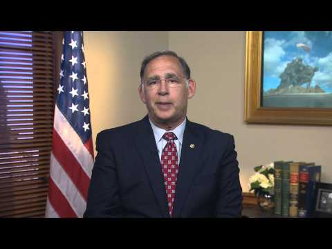6/27/15 Sen. John Boozman (R-AR) Delivers GOP Address on Funding America