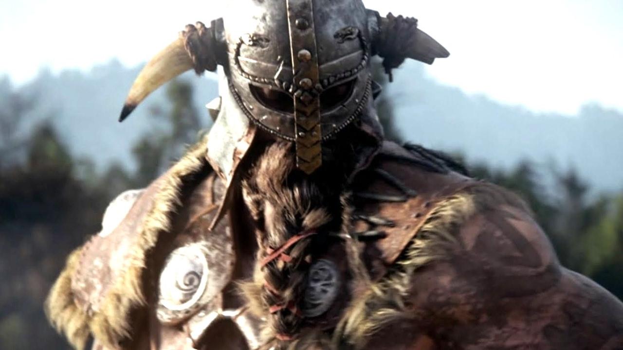 For Honor Viking Wallpaper: Viking's Final Boss + Ending (PS4 PRO) 1080p