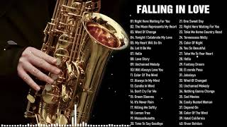 Top 50 Saxophone Romantic Love Song Instrumental -The Very Best Of Sax, Piano, Guitar Love Songs