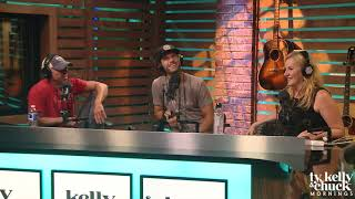 Kelly Ford Tries to Convince Kenny Chesney to Cancel a Concert - Ty, Kelly & Chuck