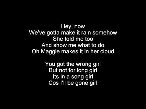 Red Hot Chili Peppers - The Adventures Of Rain Dance Maggie HD with Lyrics
