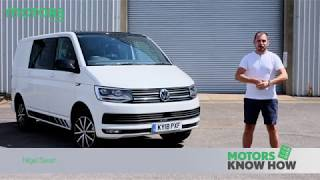 Motors.co.uk - Volkswagen Transporter T6 Review