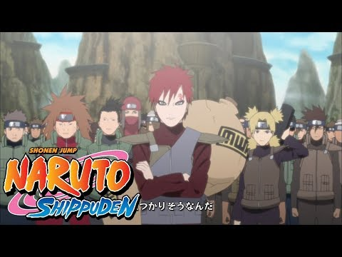 Naruto Shippuden - Official Opening 11